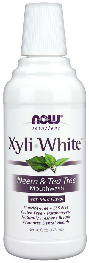 ~Xyli White Mouthwash by Now