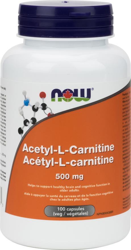 Acetyl-L-Carnitine by Now