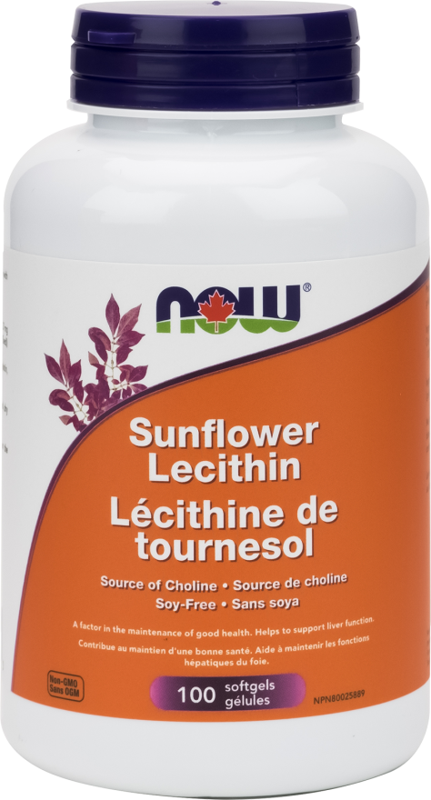 Sunflower Lecithin by Now