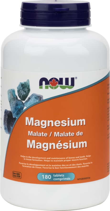Magnesium Malate by Now