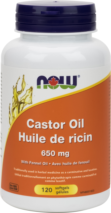 Castor Oil by Now