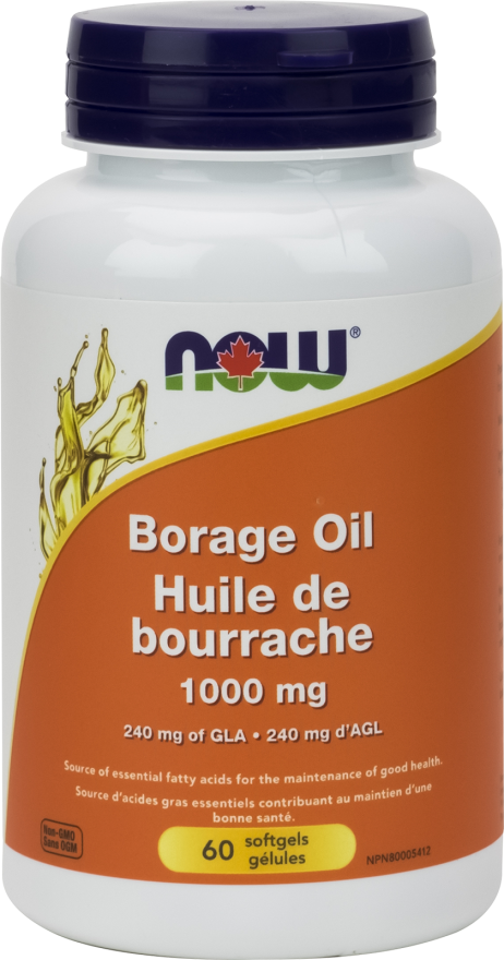 Borage Oil by Now