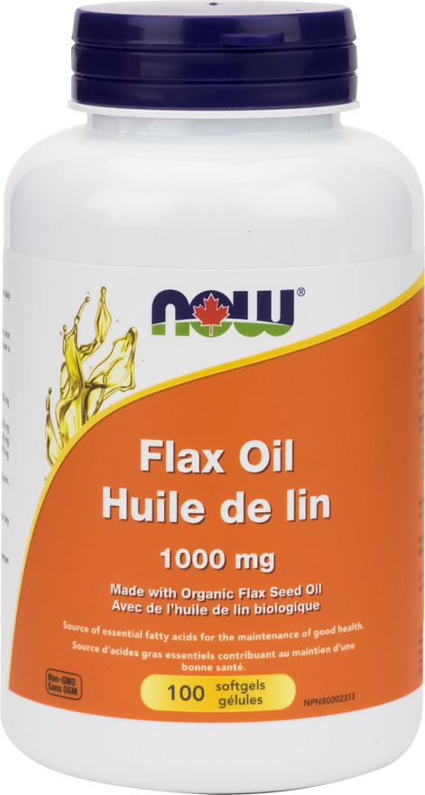 Flax Oil by Now