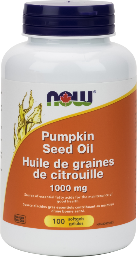 Pumpkin Seed Oil by Now