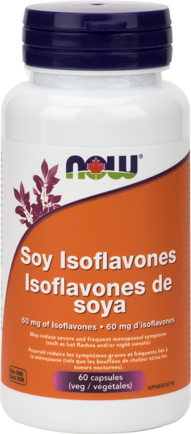 Soy Isoflavones by Now