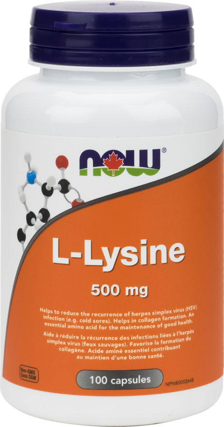 L-Lysine by Now