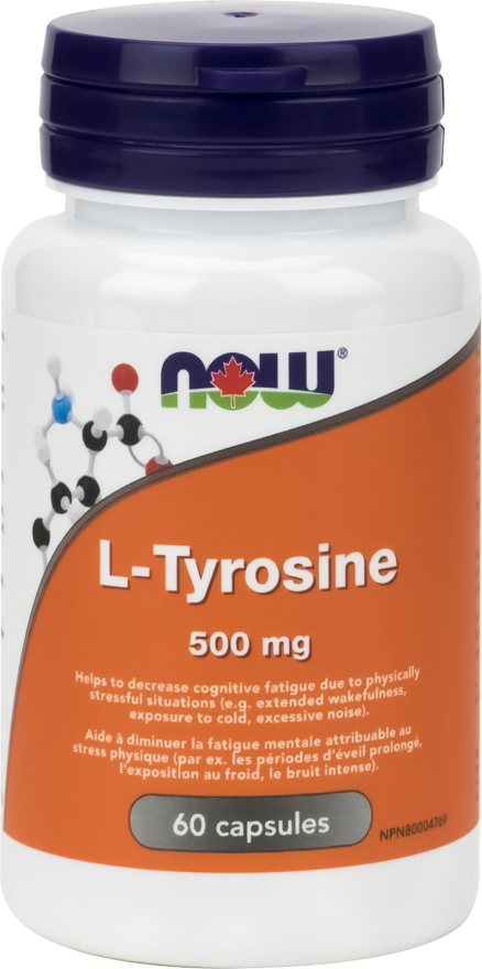 L-Tyrosine by Now