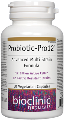 Probiotic-Pro12 by Bio Clinic
