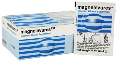 Magnelevures Magnesium + Sachets by Unda