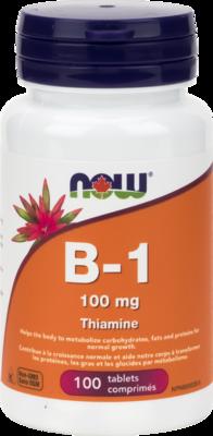 B-1 Thiamine by Now