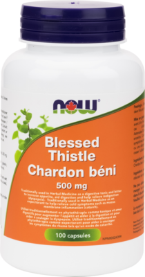 Blessed Thistle by Now