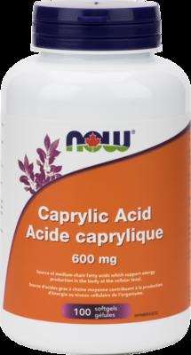 Caprylic Acid by Now