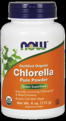 Chlorella Powder by Now