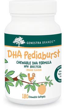 DHA Pediaburst by Genestra