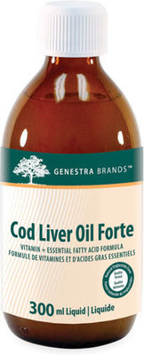 Cod Liver Oil Forte by Genestra