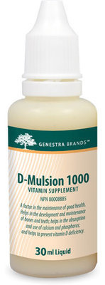D-Mulsion 1000 (Citrus Flavour) by Genestra