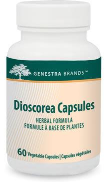 Dioscorea Capsules by Genestra