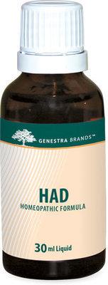 HAD by Genestra