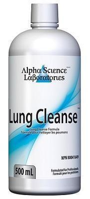 Lung Cleanse by Alpha Science