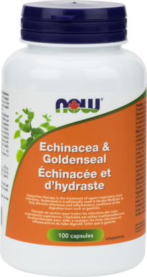 Echinacea & Goldenseal by Now