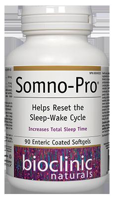 Somno-Pro Gels by Bio Clinic