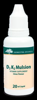 D3 K2 Mulsion by Genestra