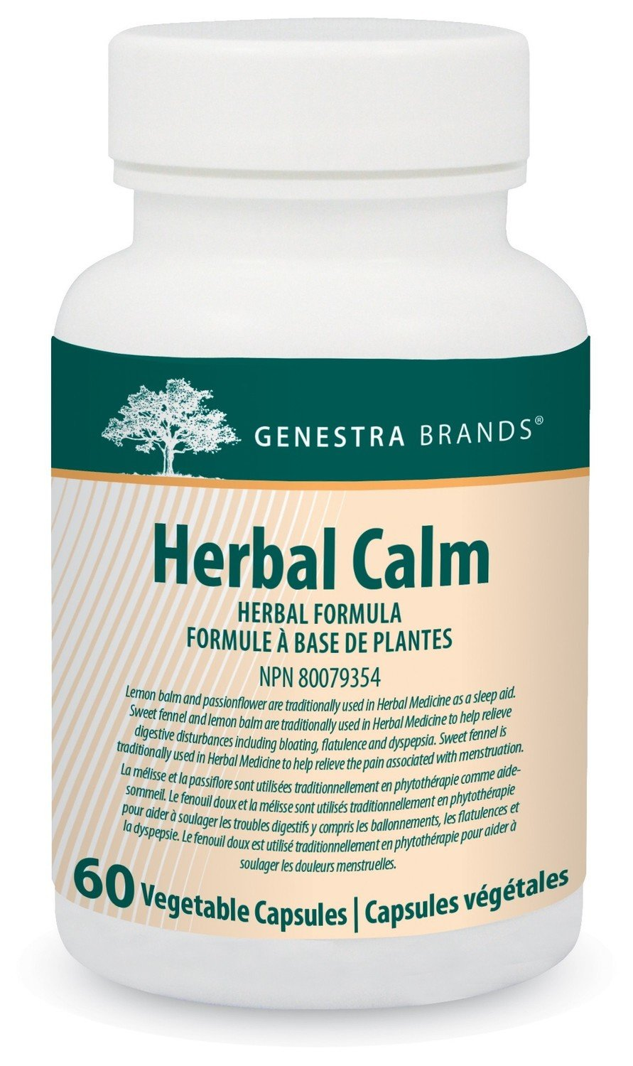 Herbal Calm by Genestra