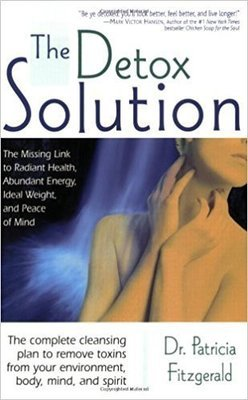 Detox Solution Book by Physica Energetics