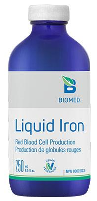 Liquid Iron by Biomed