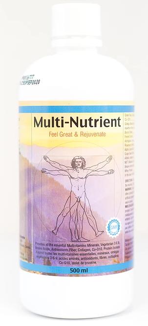 Multi-Nutrient by Hanan Enterprise