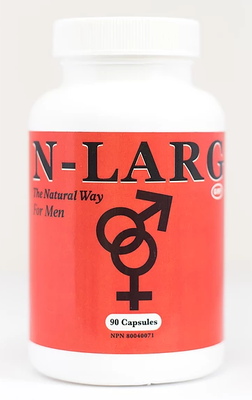 N-Larg (Enlarge) for Men by Hanan Enterprise
