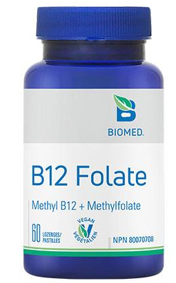 B12 Folate by Biomed
