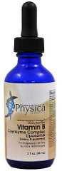 Vitamin B Coenzyme Complex by Physica Energetics