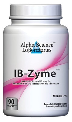 IB-Zyme Irritable Bowel by Alpha Science