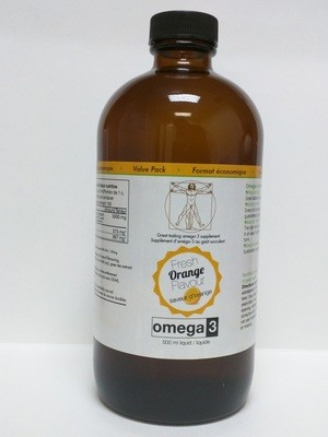 Omega 3 Liquid by Hanan Enterprise