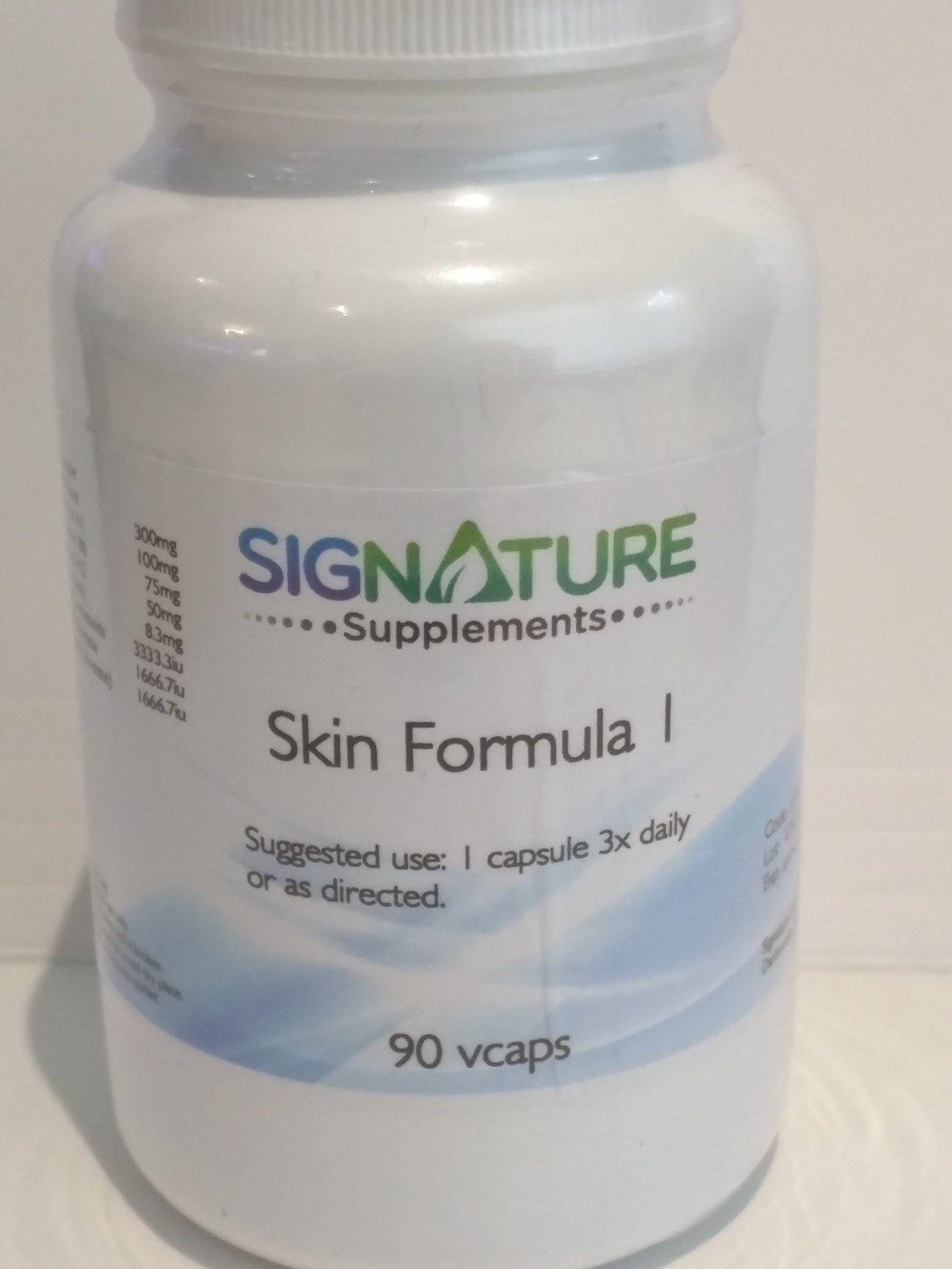 Skin Formula 1 (Acne) by Signature Supplements