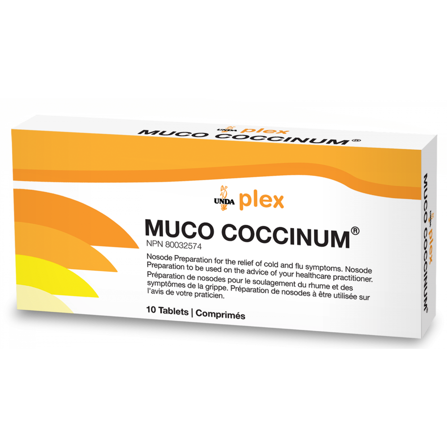 Muco Coccinum - Flu & Viral Prevention by Unda