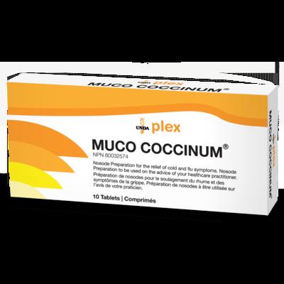 Muco Coccinum - Flu & Viral Prevention by Unda