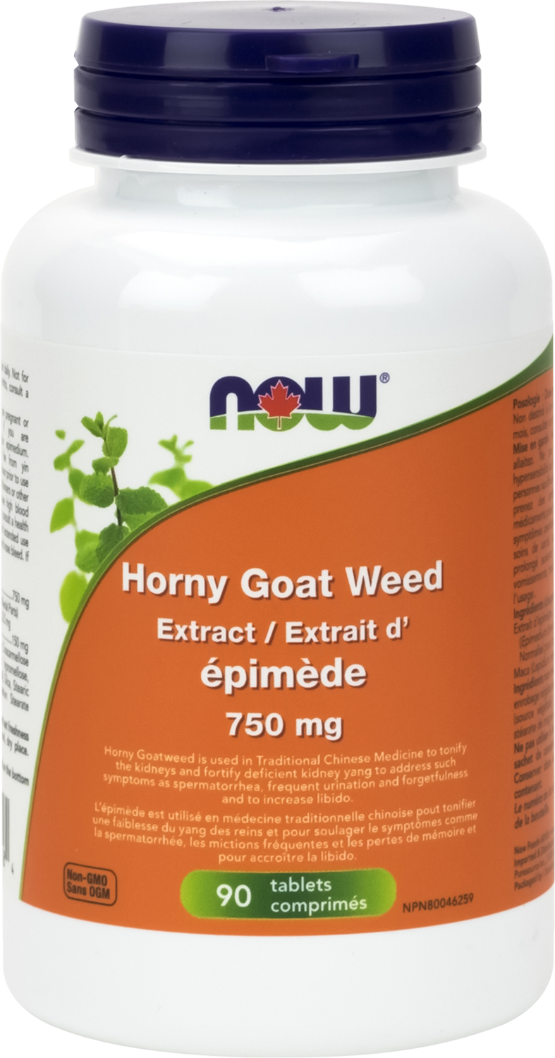 Horny Goat Weed by Now