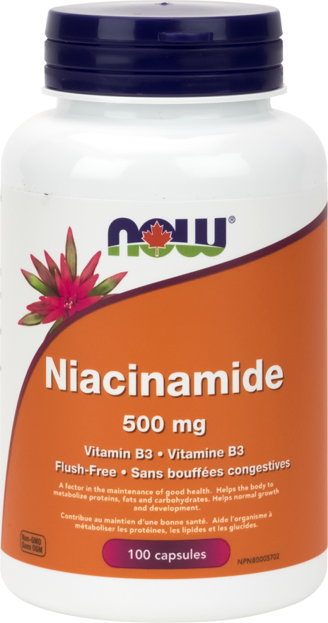 Niacidamide by Now