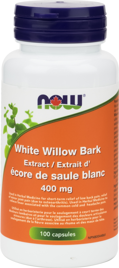 White Willow Bark Extract by Now