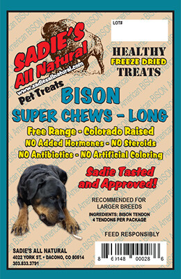 BISON SUPER CHEW - LONG