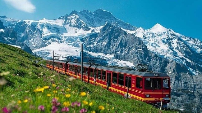 Bernese Oberland Week