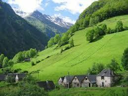 Pyrenees GR10 Stage 5 - Bagneres-de-Luchon to Aulus-les-Bains