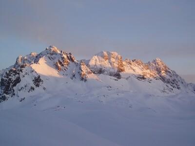 Vanoise Snowshoe Week