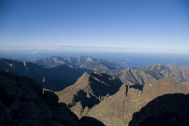 Corsica GR20: The Comfortable Way