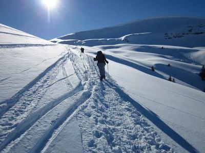 Chamonix Snowshoe Week