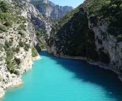 Verdon Gorge Trek