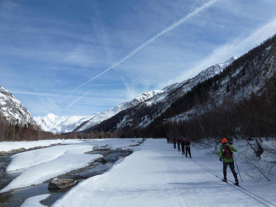 Learn to Cross Country Ski in Italy