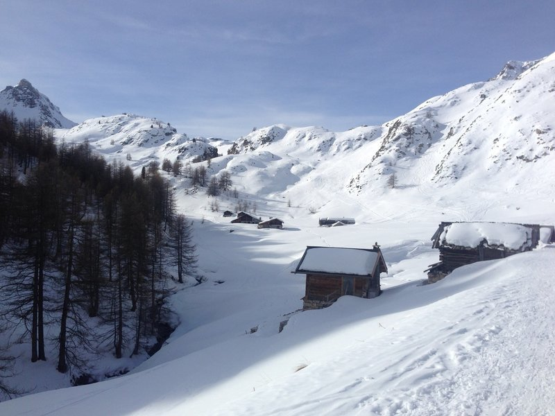 Queyras Snowshoe Week